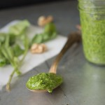 Arugula Pesto From Slim Palate
