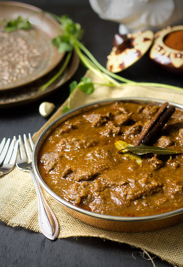 Rogan Josh (Lamb Curry) From Slim Palate
