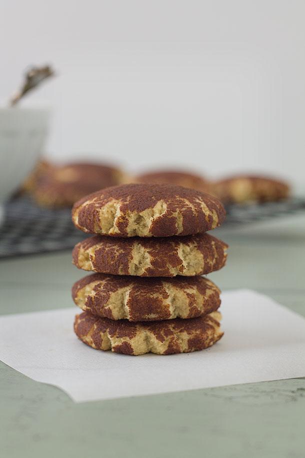 Snickerdoodles (Paleo, Grain Free, Gluten Free)