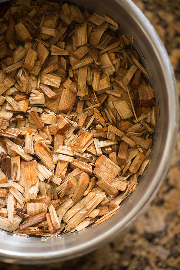 Wood Chips For Smoking On The Grill