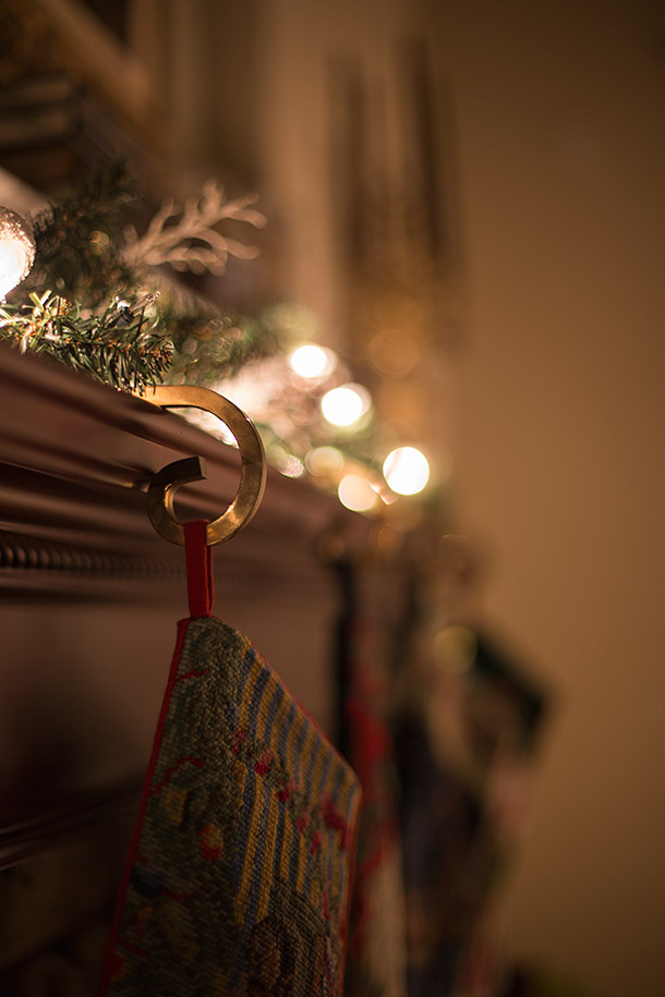 Christmas-Mantle