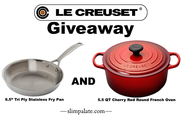Le-Creuset-new-years-and-book-celebration-giveaway-from-Slim-Palate