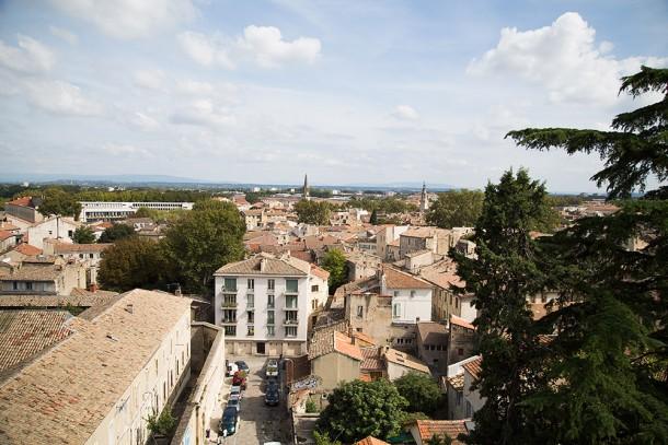 Avignon-City-scape-shot