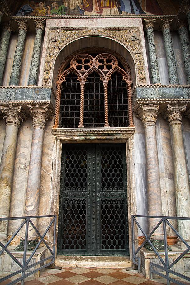 Basillica-Door
