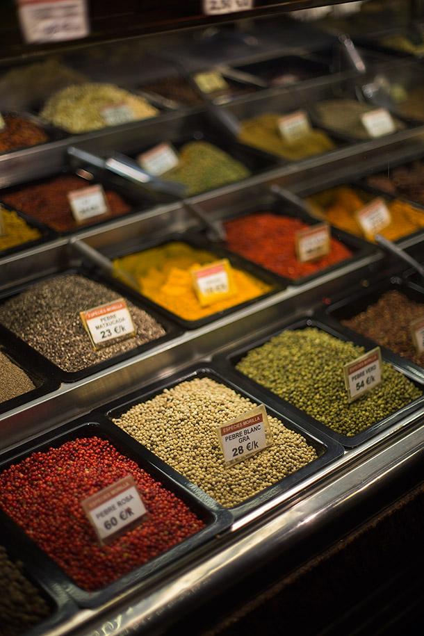 Boqueria-Spices