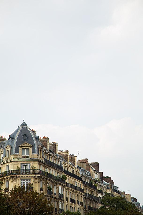 Parisian-Building
