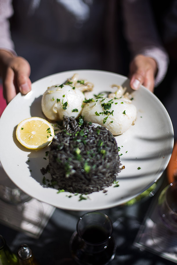 Squid-and-Black-Rice