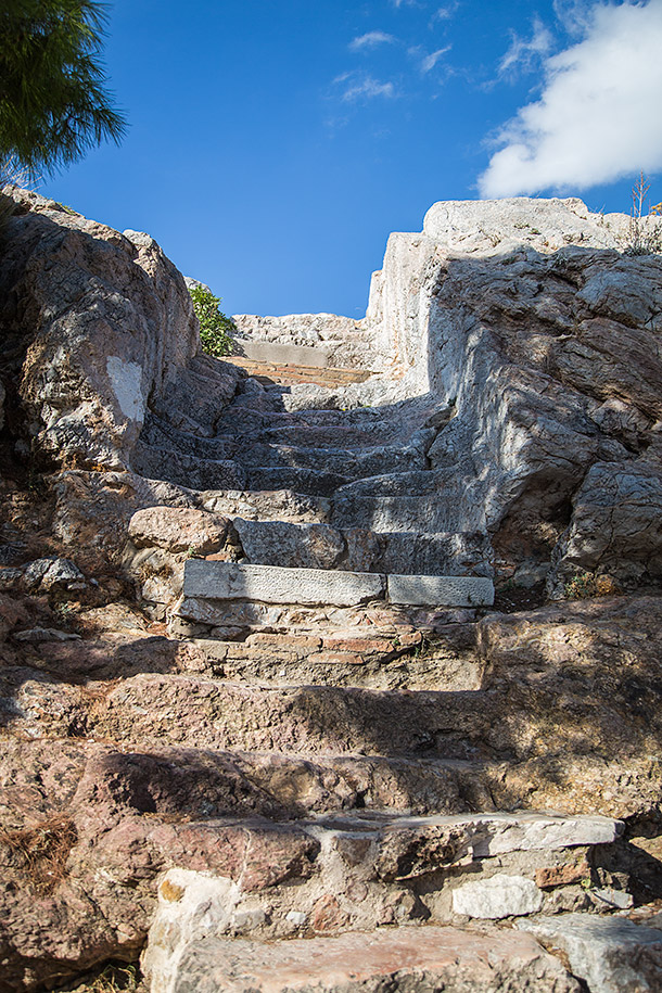 Athens-Steps