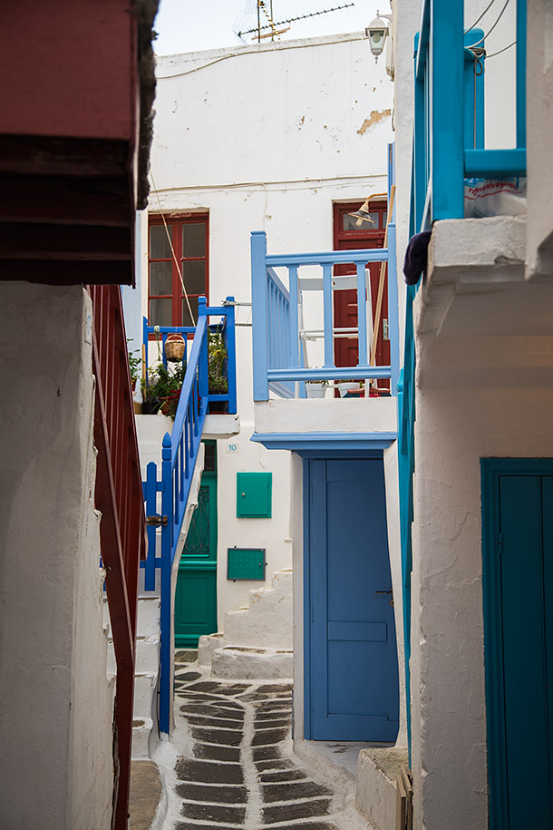 Europe Trip: Mykonos, Greece