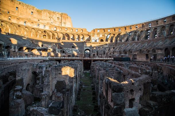Colosseum-Inside