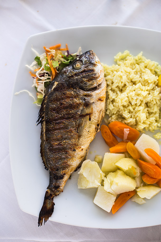 Grilled-Bream