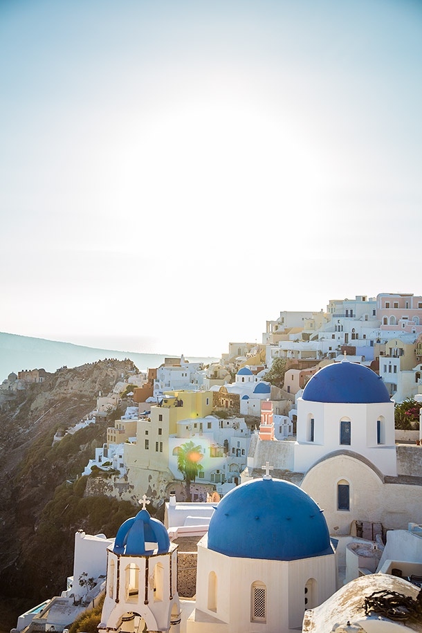 Europe Trip: Santorini, Greece