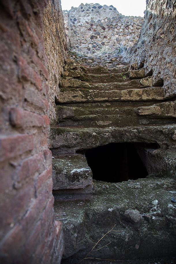 Pompei-Steps
