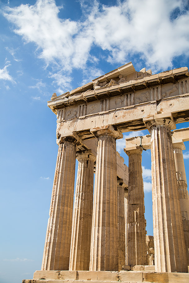 Europe Trip: Athens, Greece