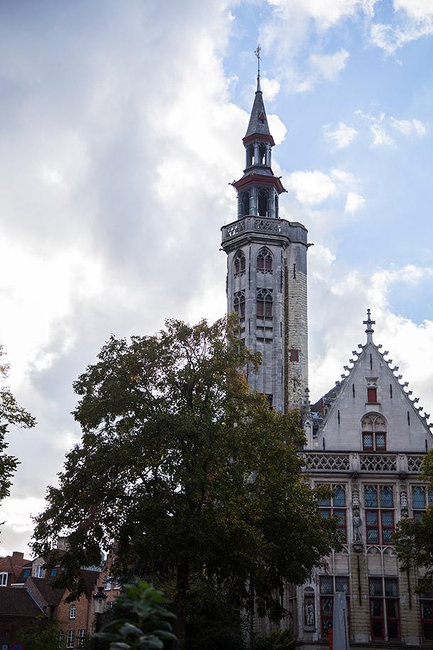 Bruge-church