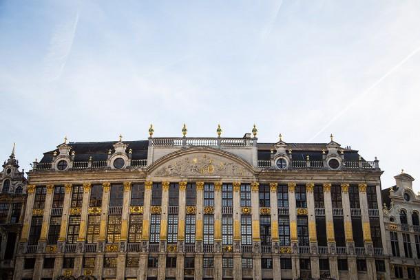 Buliding-Brussels