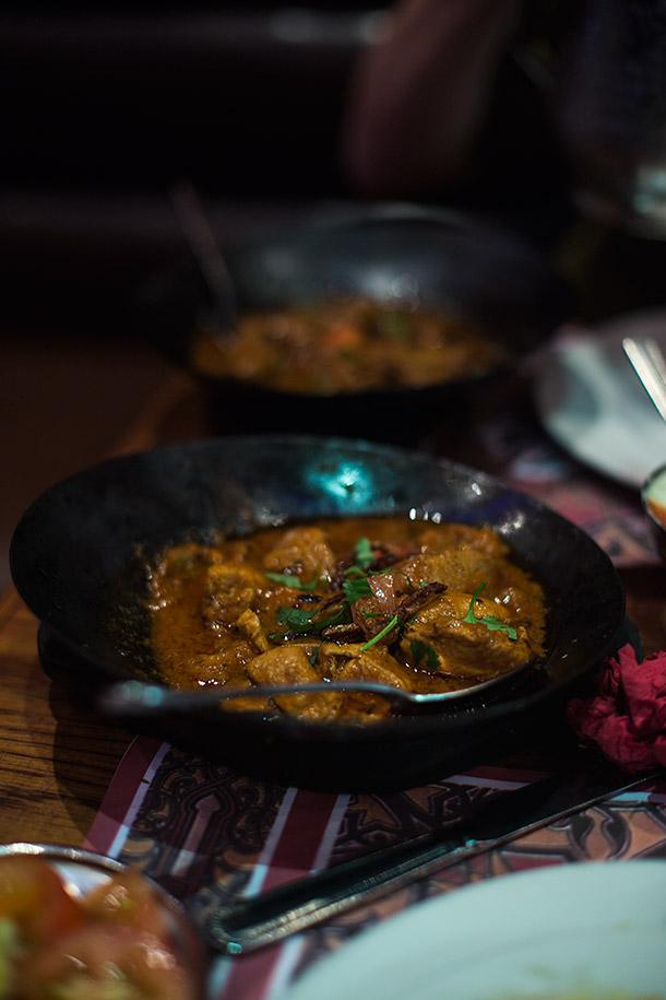 Punjabi-Curry