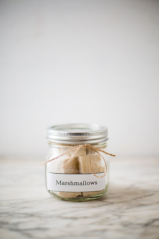Marshmallow-jar