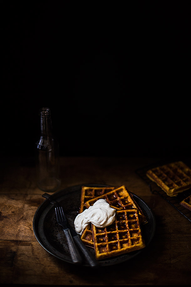 Waffles-with-Coconut-Cream-Via-Slim-Palate