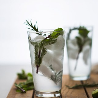 Rosemary Mint Soda