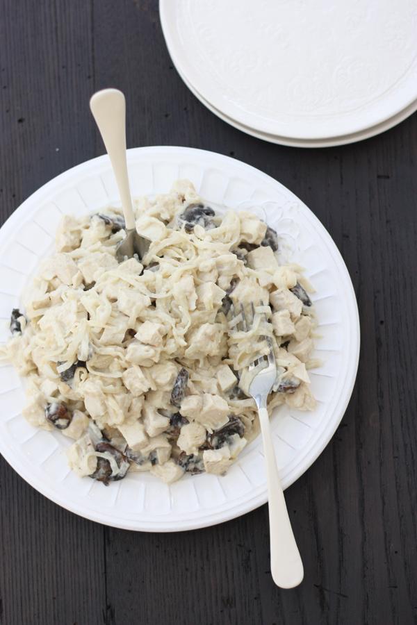 chicken-mushroom-alfredo